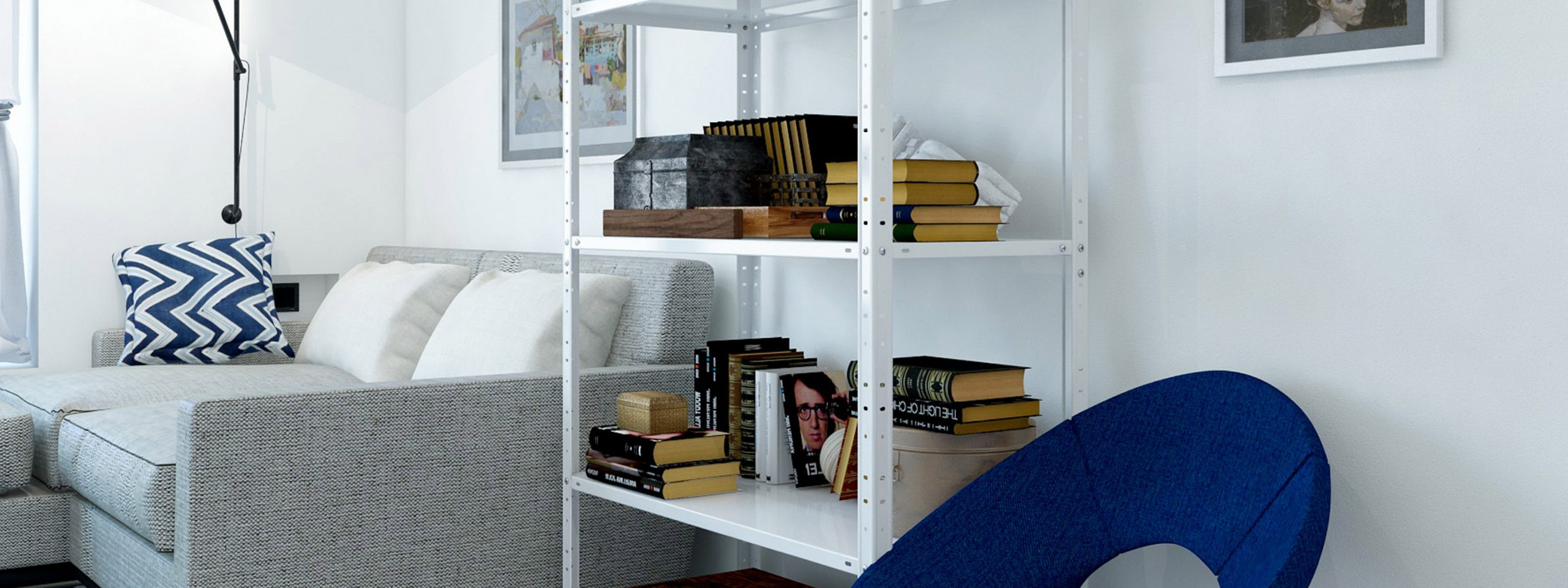 Advantages of metal racks for the house and office
